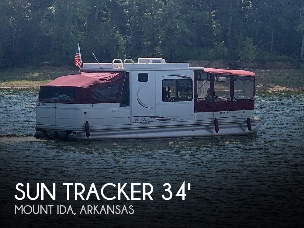 Used Sun Tracker Pontoon Boats For Sale by owner | 2007 Sun Tracker Party Cruiser 32