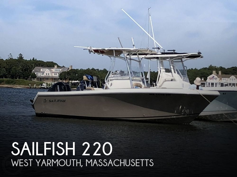 Used Sailfish Boats For Sale by owner | 2013 Sailfish 220