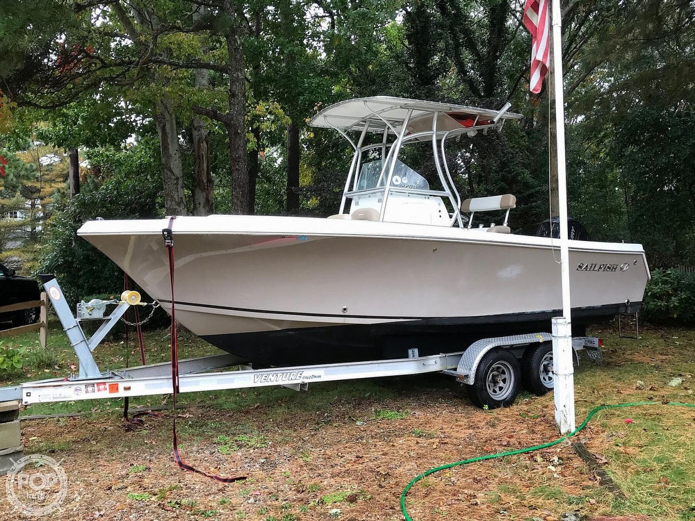 2013 Sailfish boat for sale, model of the boat is 220 CC & Image # 13 of 40