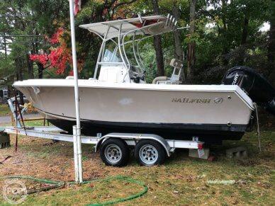Sailfish 220 CC, 21', for sale - $48,900