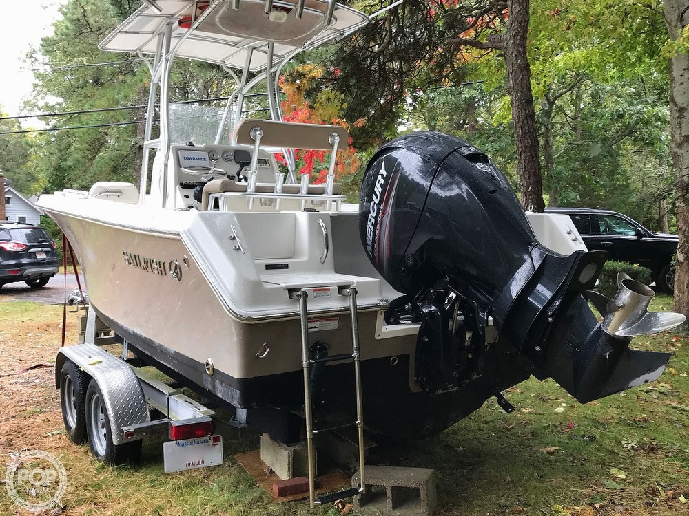 2013 Sailfish boat for sale, model of the boat is 220 CC & Image # 14 of 40