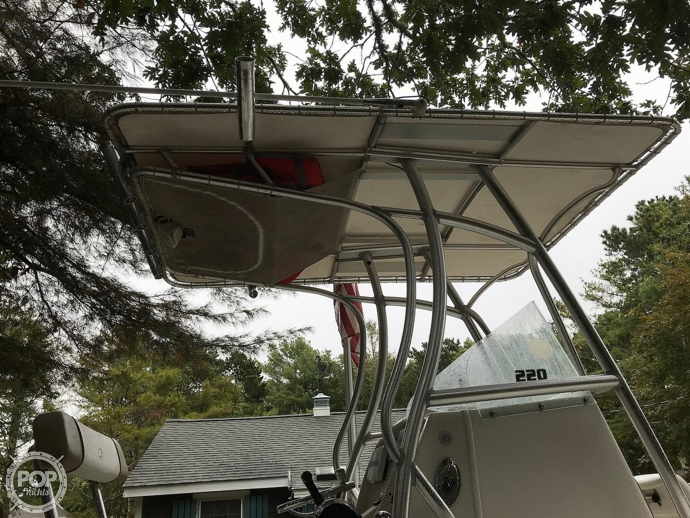 2013 Sailfish boat for sale, model of the boat is 220 CC & Image # 34 of 40