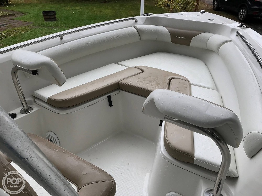 2013 Sailfish boat for sale, model of the boat is 220 CC & Image # 9 of 40