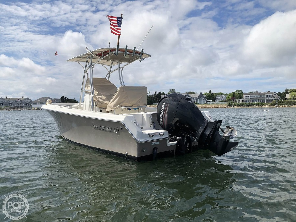 2013 Sailfish boat for sale, model of the boat is 220 CC & Image # 2 of 40