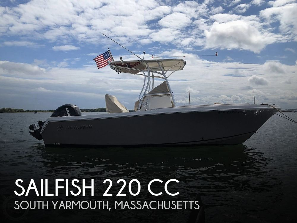 2013 SAILFISH 220 CC for sale