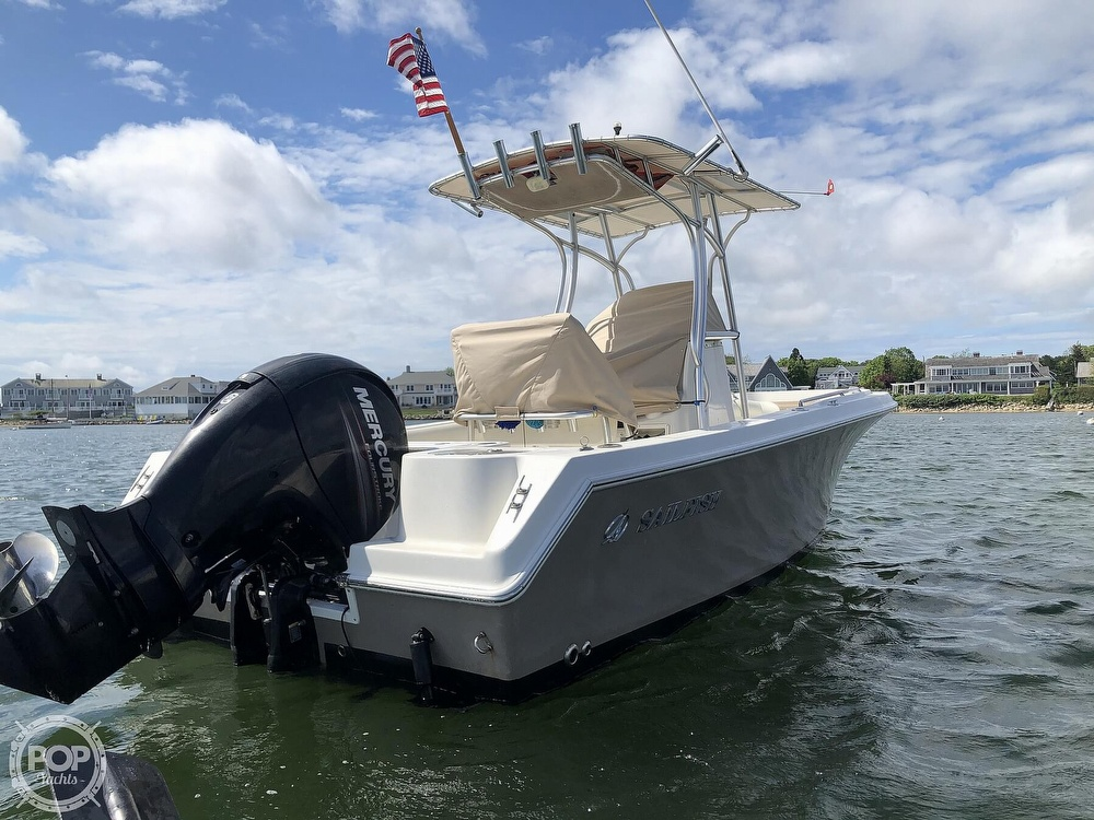 2013 Sailfish boat for sale, model of the boat is 220 CC & Image # 4 of 40