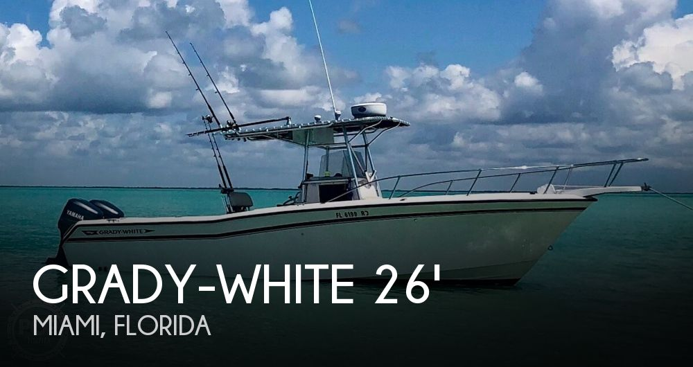 Used Grady-White 263 Chase Boats For Sale by owner | 1996 Grady-White 263 Chase