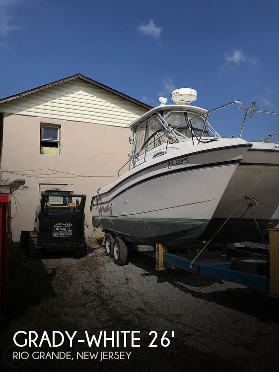 Used Grady-White 26 Boats For Sale by owner | 1997 Grady-White F-26 Tiger Cat