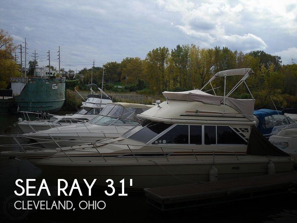 Used Sea Ray SRV 310 Vanguard Sedan Bridge Boats For Sale by owner   1981 Sea Ray SRV 310 Vanguard Sedan Bridge