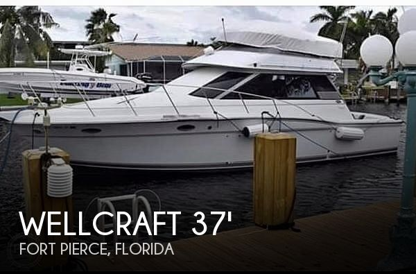 Used Wellcraft Fishing boats For Sale by owner   1989 Wellcraft 37