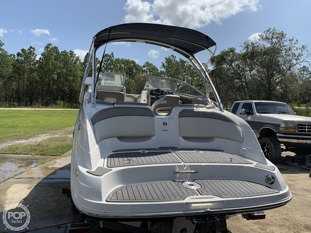 2009 Yamaha boat for sale, model of the boat is 232 Limited S & Image # 5 of 40