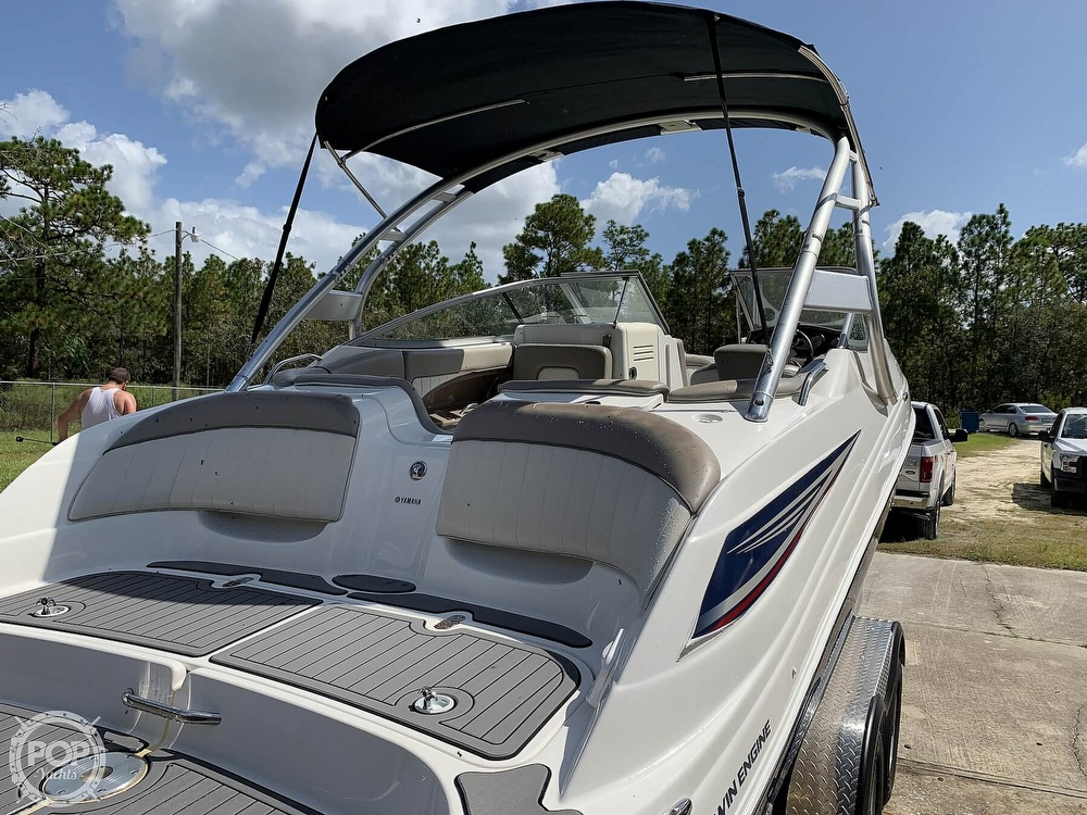 2009 Yamaha boat for sale, model of the boat is 232 Limited S & Image # 6 of 40