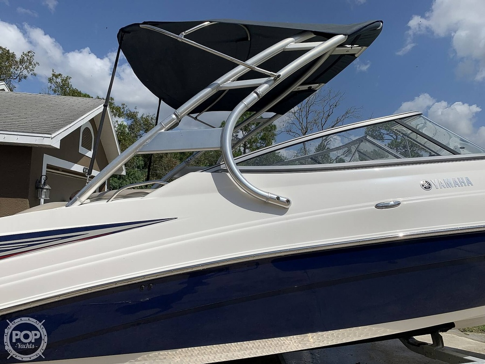 2009 Yamaha boat for sale, model of the boat is 232 Limited S & Image # 8 of 40