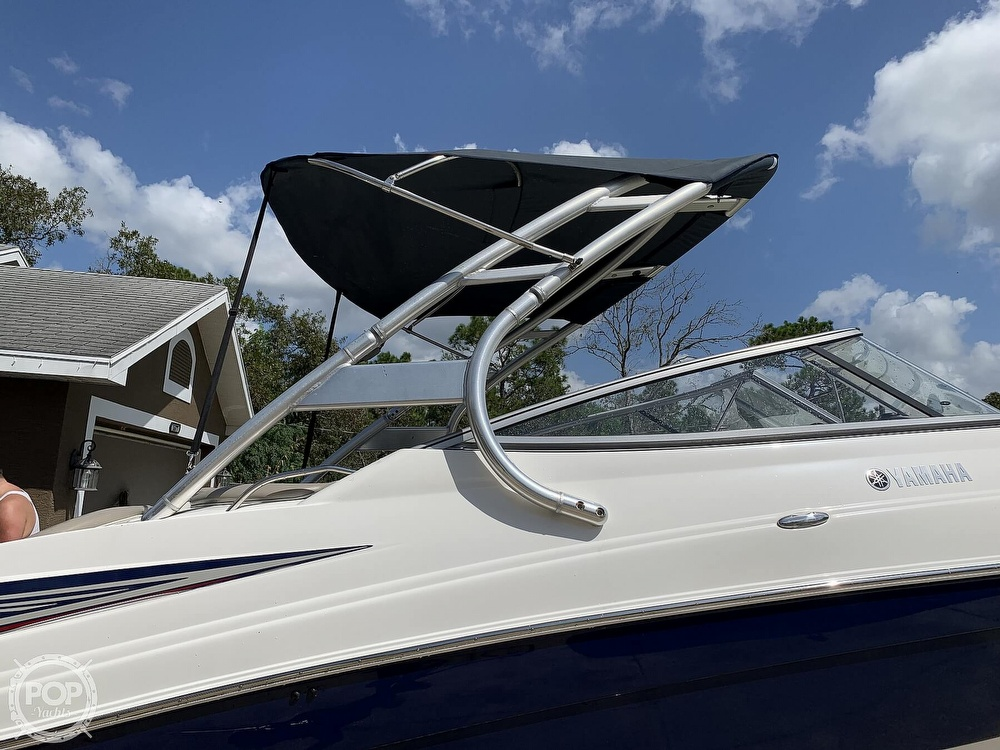 2009 Yamaha boat for sale, model of the boat is 232 Limited S & Image # 9 of 40