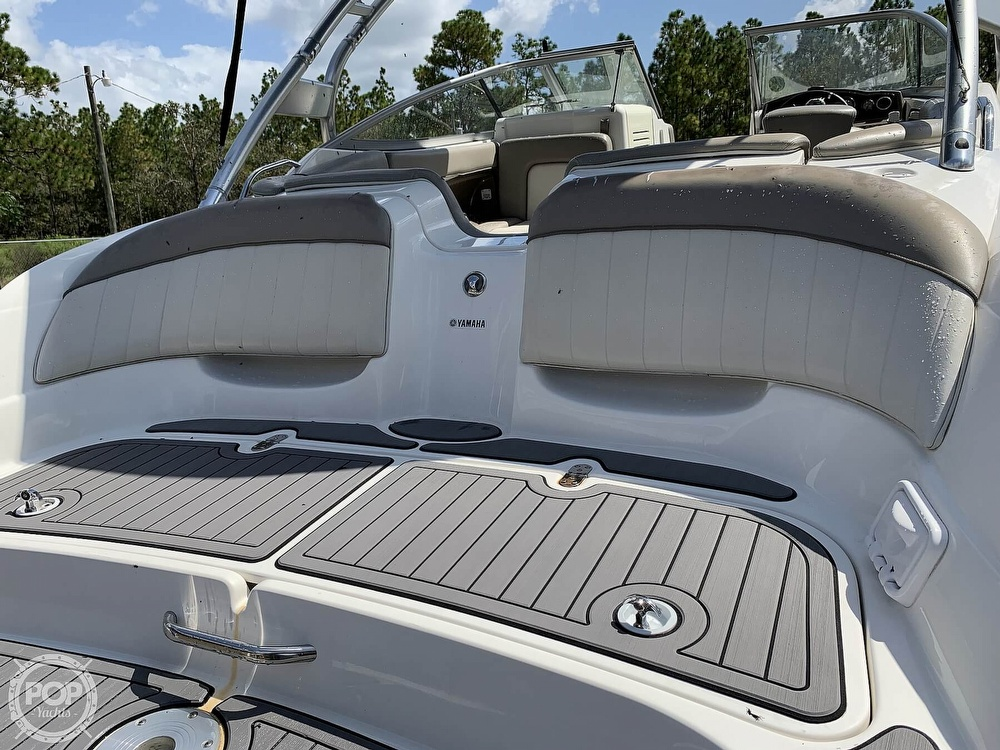 2009 Yamaha boat for sale, model of the boat is 232 Limited S & Image # 17 of 40