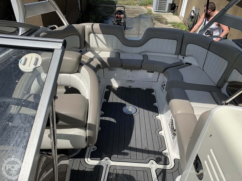 2009 Yamaha boat for sale, model of the boat is 232 Limited S & Image # 36 of 40