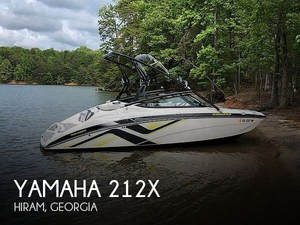Used Yamaha Ski Boats For Sale in Georgia by owner | 2015 Yamaha 212X