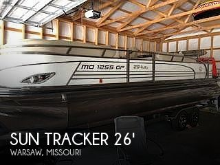 Used Tracker Boats For Sale by owner | 2016 Sun Tracker Regency 26