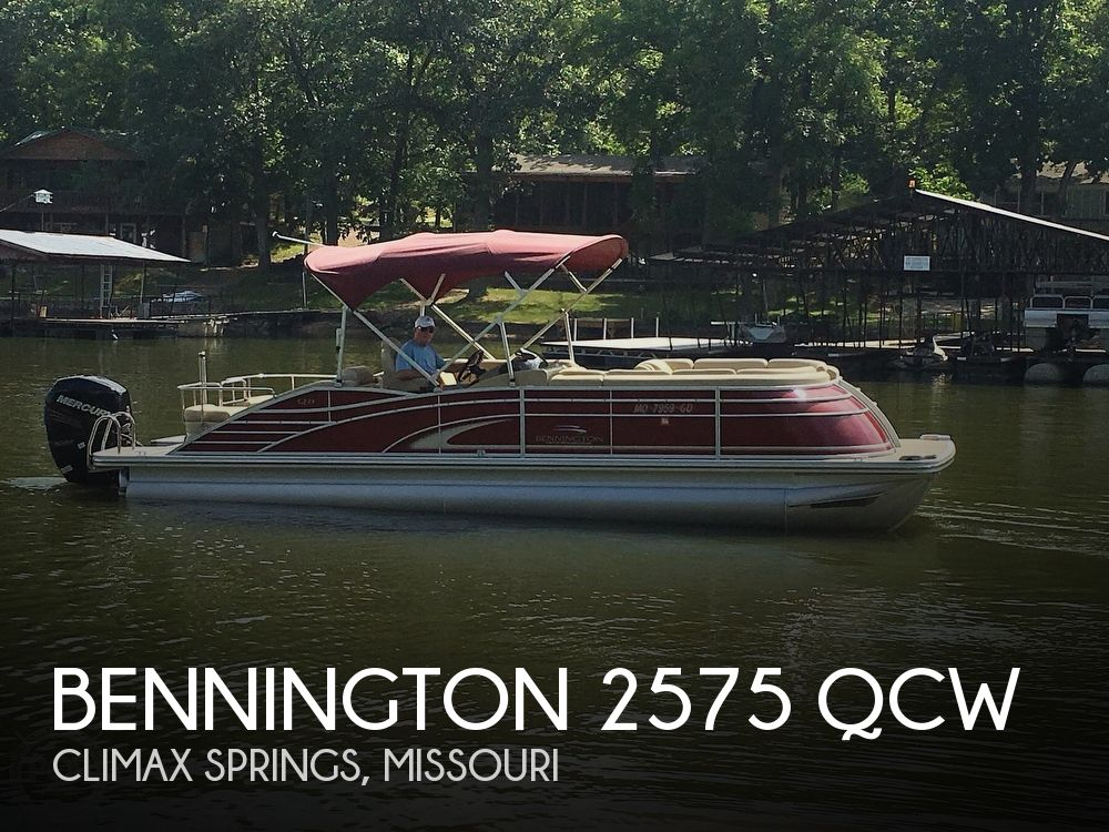 Used Bennington Boats For Sale by owner | 2015 Bennington 2575 QCW