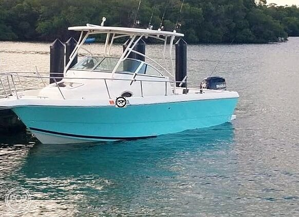 1997 Pro-Line boat for sale, model of the boat is 231 Walkaround & Image # 2 of 40