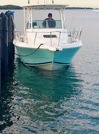 1997 Pro-Line boat for sale, model of the boat is 231 Walkaround & Image # 3 of 40