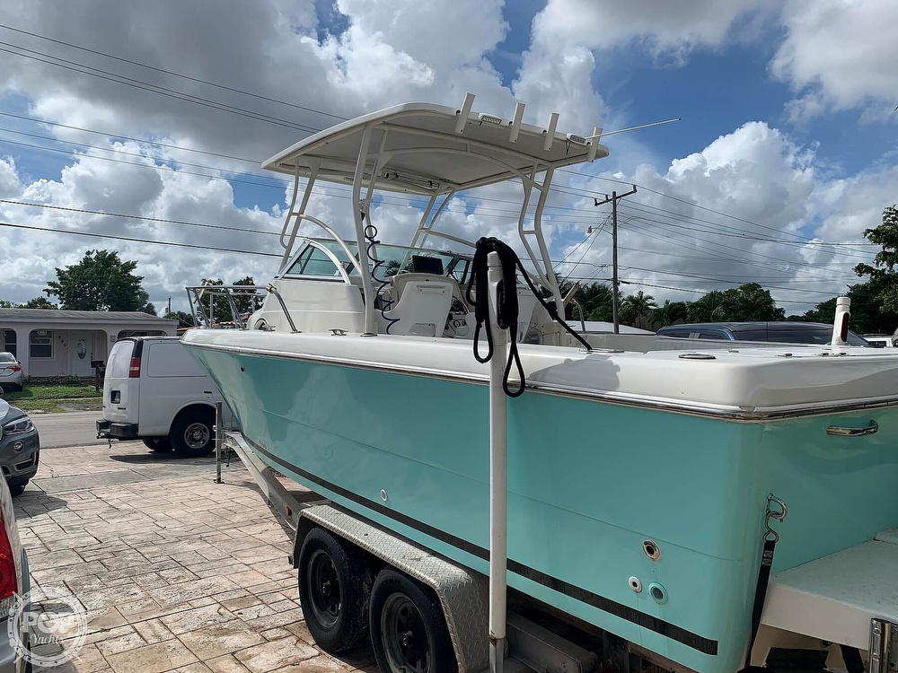 1997 Pro-Line boat for sale, model of the boat is 231 Walkaround & Image # 12 of 40