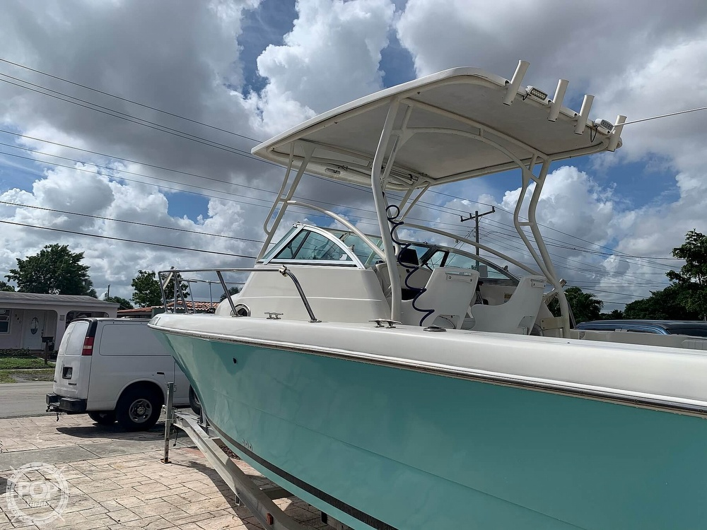 1997 Pro-Line boat for sale, model of the boat is 231 Walkaround & Image # 13 of 40