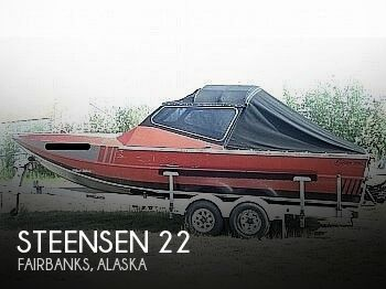 1992 Steensen boat for sale, model of the boat is 22 & Image # 1 of 11
