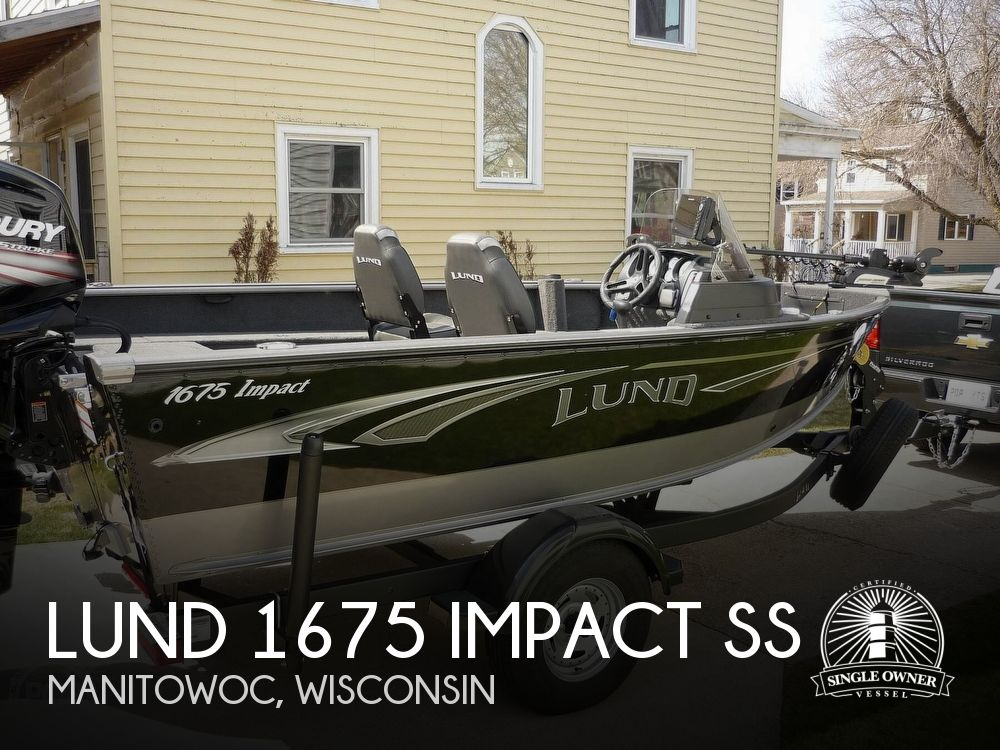 2019 LUND 1675 IMPACT SS for sale