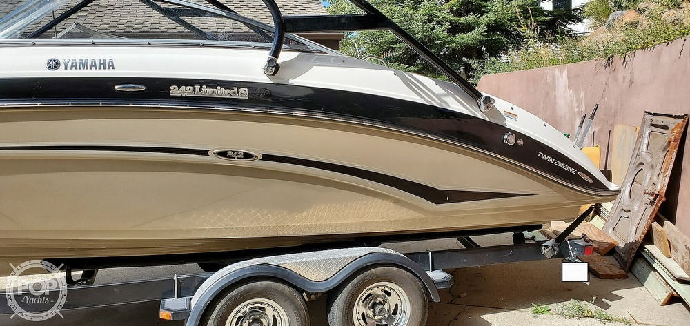 2012 Yamaha boat for sale, model of the boat is 242 Limited S & Image # 23 of 40