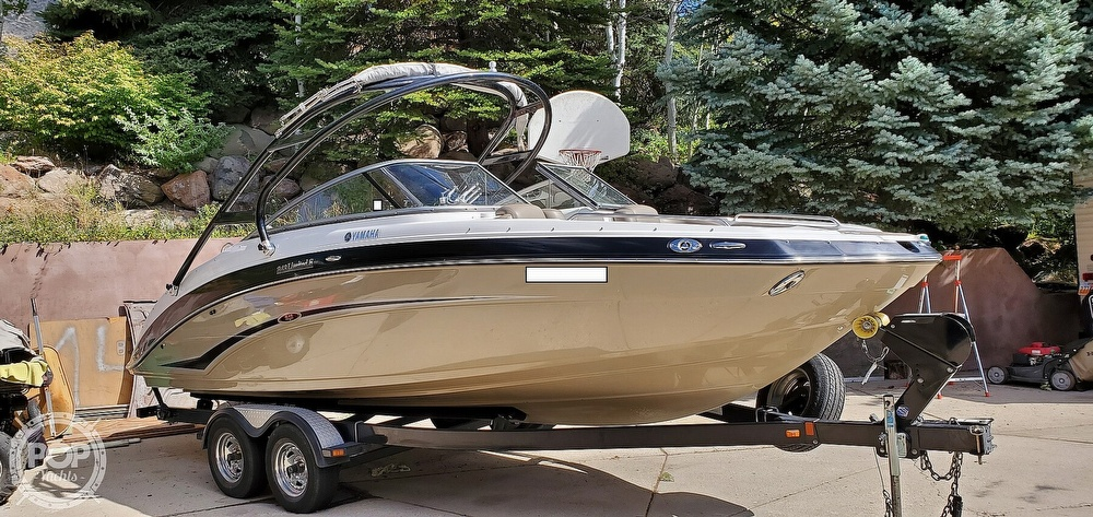 2012 Yamaha boat for sale, model of the boat is 242 Limited S & Image # 29 of 40