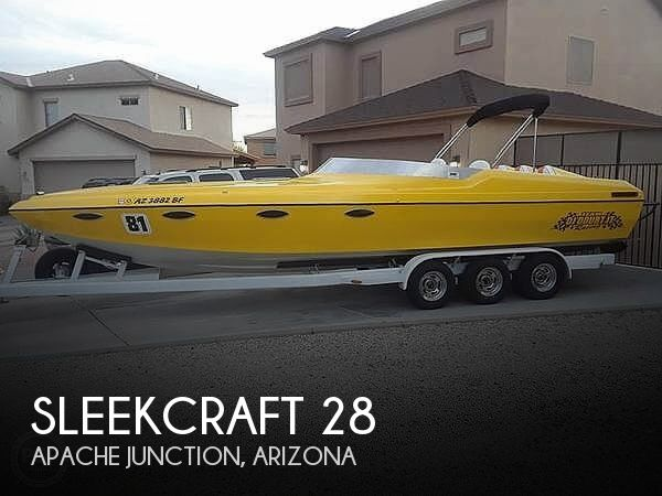 Used Sleekcraft Boats For Sale by owner | 1989 Sleekcraft 28