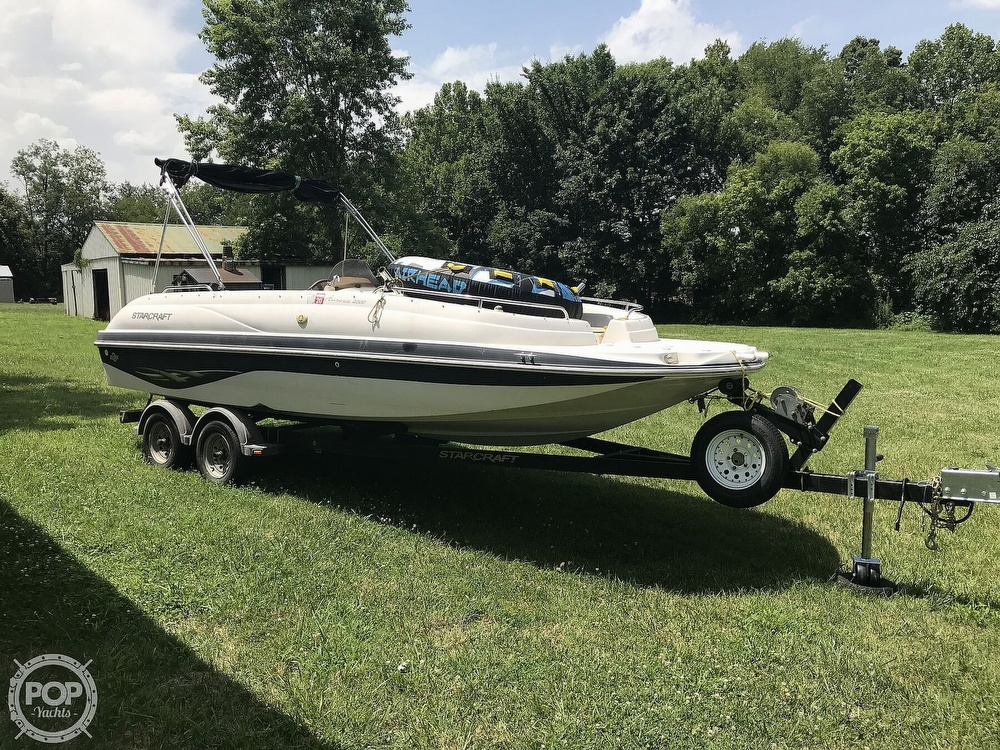2003 Starcraft boat for sale, model of the boat is Aurora 2000 & Image # 6 of 40