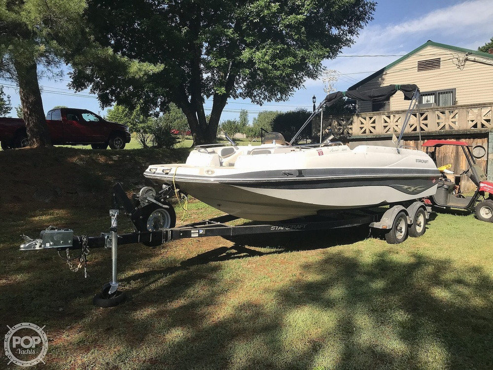 2003 Starcraft boat for sale, model of the boat is Aurora 2000 & Image # 3 of 40