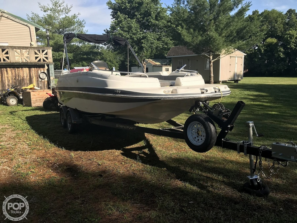 2003 Starcraft boat for sale, model of the boat is Aurora 2000 & Image # 5 of 40
