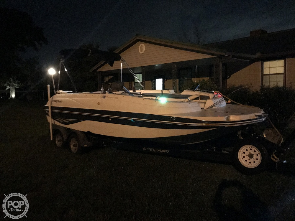 2003 Starcraft boat for sale, model of the boat is Aurora 2000 & Image # 28 of 40