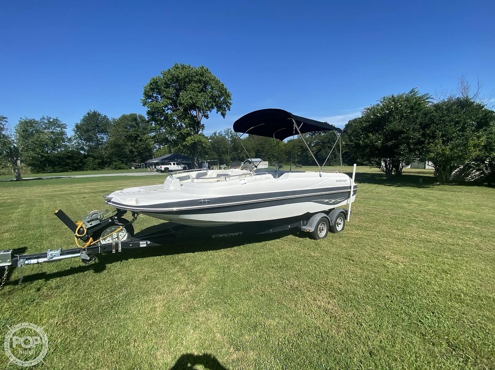 2003 Starcraft boat for sale, model of the boat is Aurora 2000 & Image # 31 of 40