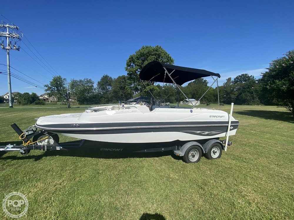 2003 Starcraft boat for sale, model of the boat is Aurora 2000 & Image # 32 of 40