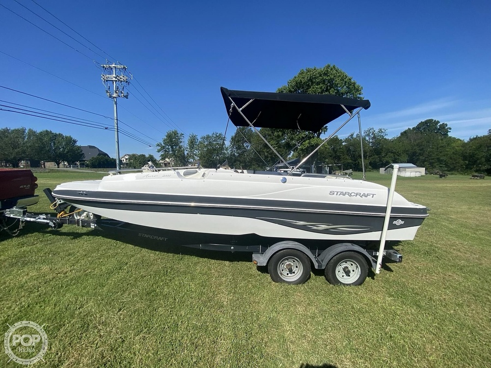 2003 Starcraft boat for sale, model of the boat is Aurora 2000 & Image # 33 of 40