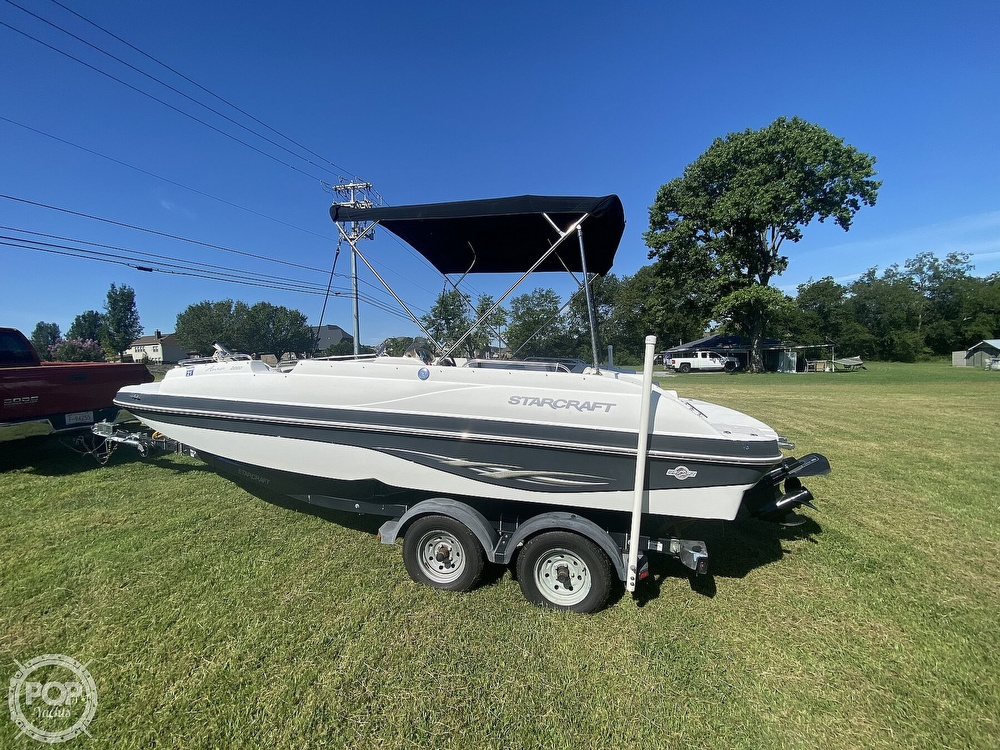 2003 Starcraft boat for sale, model of the boat is Aurora 2000 & Image # 34 of 40