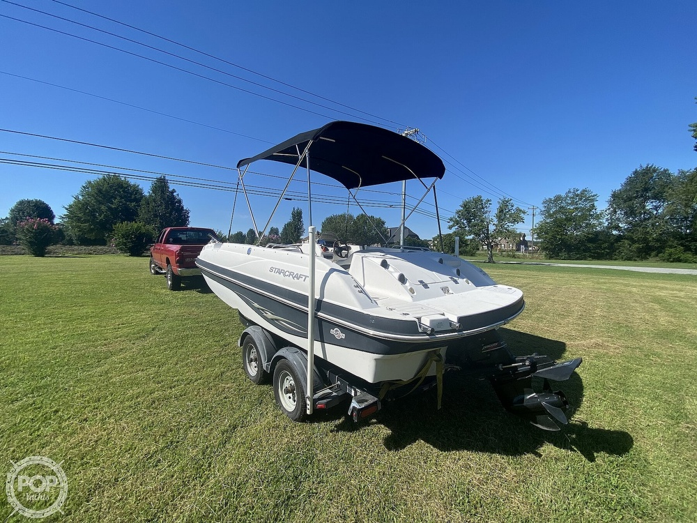 2003 Starcraft boat for sale, model of the boat is Aurora 2000 & Image # 35 of 40