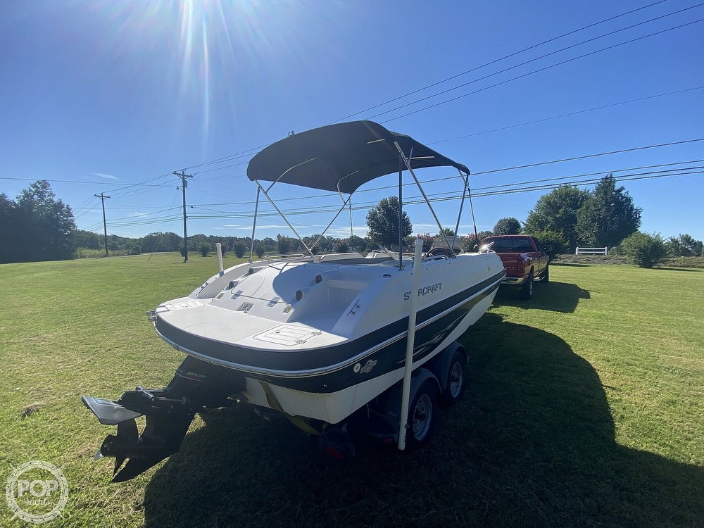 2003 Starcraft boat for sale, model of the boat is Aurora 2000 & Image # 37 of 40