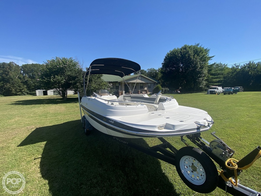 2003 Starcraft boat for sale, model of the boat is Aurora 2000 & Image # 40 of 40