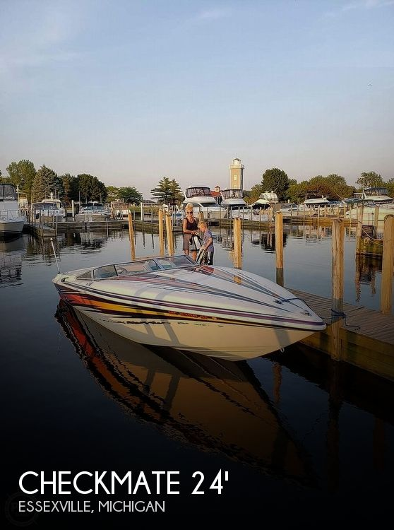 Used Checkmate Boats For Sale by owner | 1996 Checkmate 24