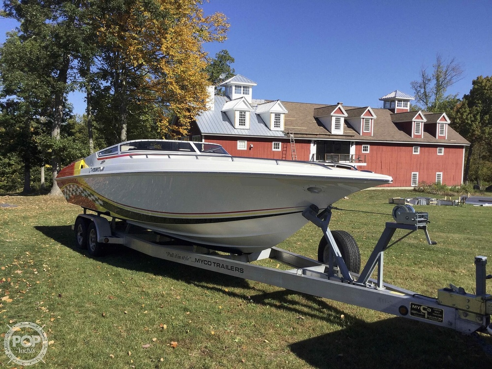 2005 Fountain boat for sale, model of the boat is 29 FEVER & Image # 16 of 40