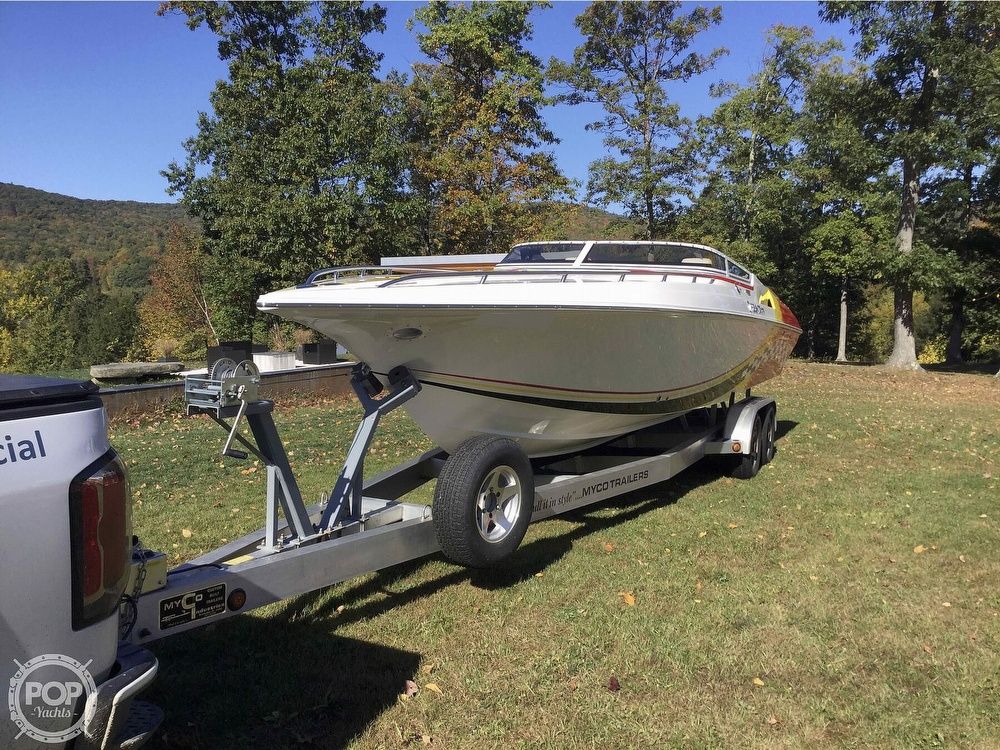 2005 Fountain boat for sale, model of the boat is 29 FEVER & Image # 19 of 40