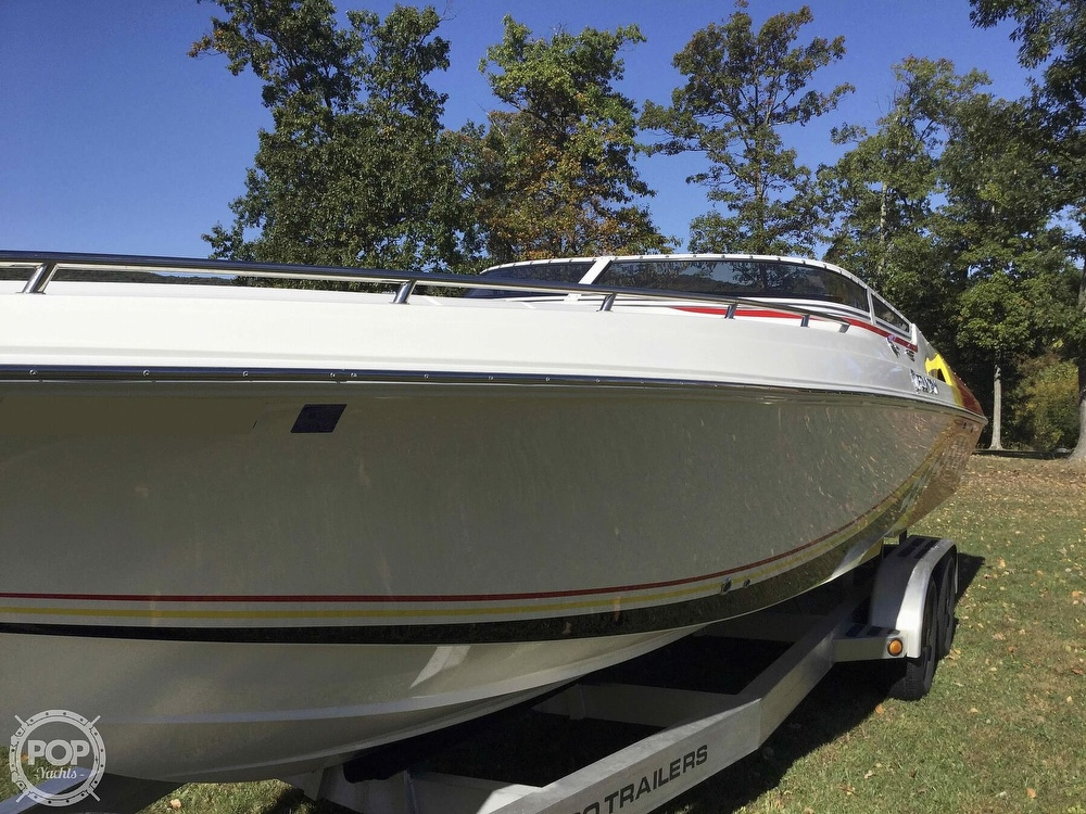 2005 Fountain boat for sale, model of the boat is 29 FEVER & Image # 39 of 40