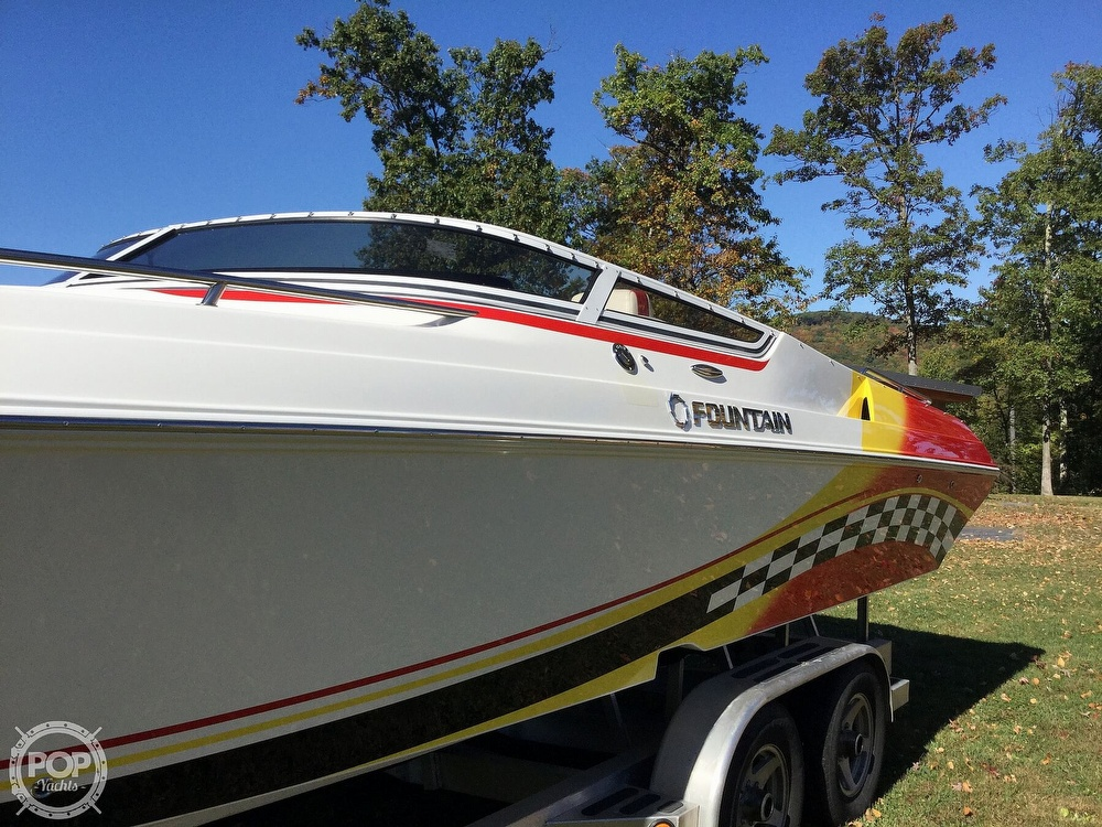 2005 Fountain boat for sale, model of the boat is 29 FEVER & Image # 40 of 40