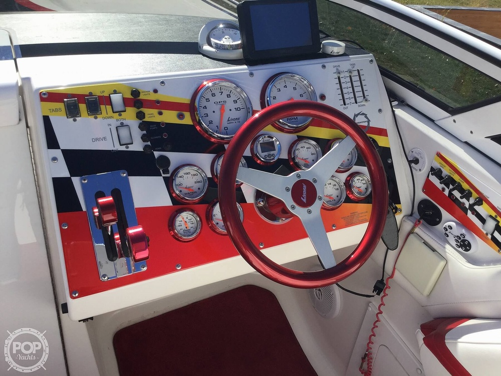 2005 Fountain boat for sale, model of the boat is 29 FEVER & Image # 7 of 40