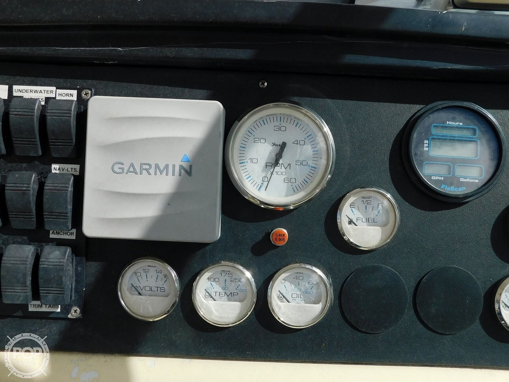 1989 Wellcraft boat for sale, model of the boat is 330 Coastal & Image # 36 of 40